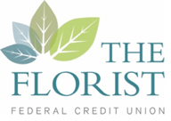 The Florist Federal Credit Union Logo
